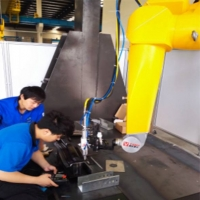 3D Робот лазерной резки