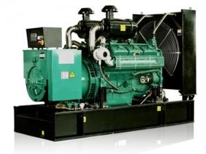 Дизельная электростанция WEILI GF350