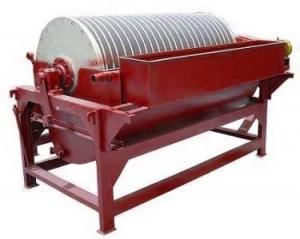 Барабанный магнитный сепаратор серии CTBY