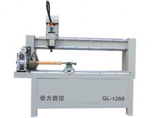 3D гравировальный станок QL-1200 с ЧПУ