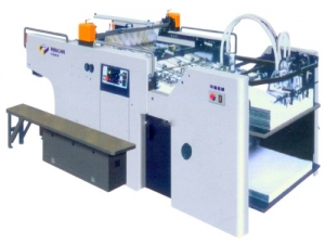 Цилиндровый автоматический станок трафаретной печати серии WPKG