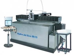 Станок гидроабразивной резки Hydro Jet Eco 0615/1514