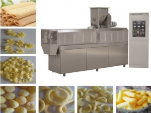 Оборудование по производству кукурузных палочек LZ56-III