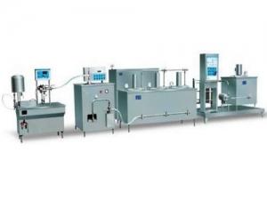 Линия по производству мороженого производительностью 1 т/час
