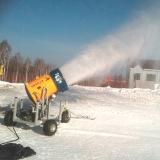 Генератор снега (снеговая пушка) б/у - модель ZXJ7